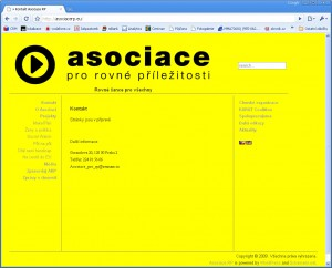 Asociace RP